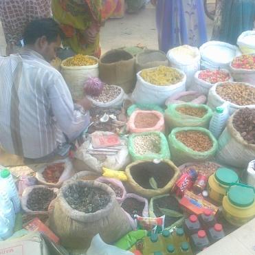 Spice-vendor